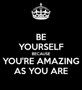 be-yourself-because-you-re-amazing-as-you-are